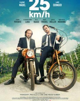 """Das Hauptplakat von """"25 km/h"""" (© Sony Pictures Germany)"""