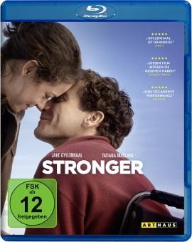 "Das Blu-ray-Cover von ""Stronger"" (© StudioCanal)"