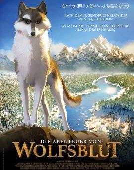 """Das Hauptplakat von """"Die Abenteuer von Wolfsblut"""" (© Tobis Film)"""