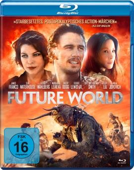 """Das Blu-ray-Cover von """"Future World"""" (©Tiberius Film)"""