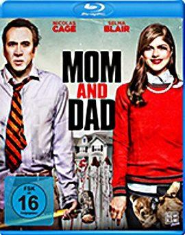 "Das Blu-ray-Cover von ""Mom And Dad"" (© KSM Film)"