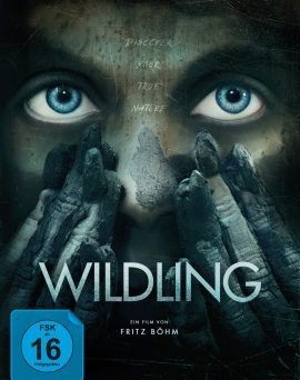 "Das Mediabook-Artwork von ""Wildling"" (© Capelight Pictures)"