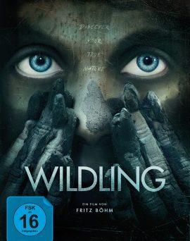 """Das Mediabook-Artwork von """"Wildling"""" (© Capelight Pictures)"""