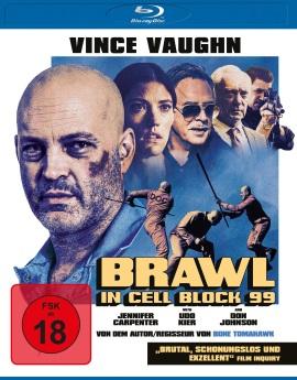 "Das Blu-ray-Cover von ""Brawl In Cell Block 99"" (© Universum Film)"