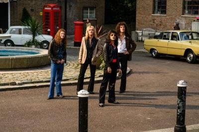 Die Band in ihrer Anfangszeit (© 2018 Twentieth Century Fox)