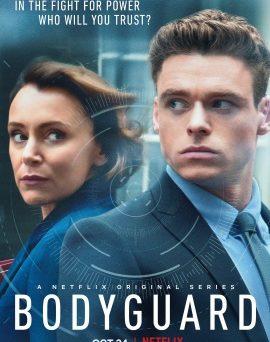 """Das Artwork zu """"Bodyguard"""" (© Netflix)"""