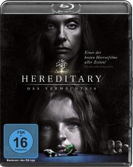 """Das Blu-ray-Cover von """"Hereditary - Das Vermächtnis"""" (© Splendid Film)"""