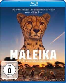 "Das Blu-ray-Cover von ""Maleika"" (© Camino/EuroVideo)"