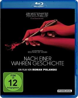 """Das Blu-ray-Cover von """"Nach einer wahren Geschichte"""" (© StudioCanal)"""