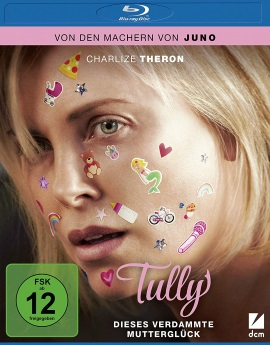 "Das Blu-ray-Cover von ""Tully"" (© DCM)"