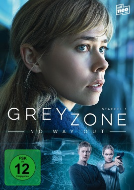 "Das DVD-Cover ""Greyzone - No Way Out"" (© Edel:motion)"