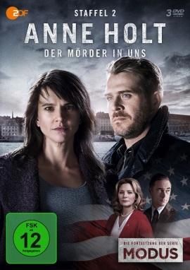 """Das DVD-Cover von """"Anne Holt - Der Mörder in uns"""" (© Edel:motion)"""