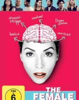 "Das DVD-Cover von ""The Female Brain"" (© EuroVideo)"