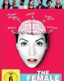"""Das DVD-Cover von """"The Female Brain"""" (© EuroVideo)"""