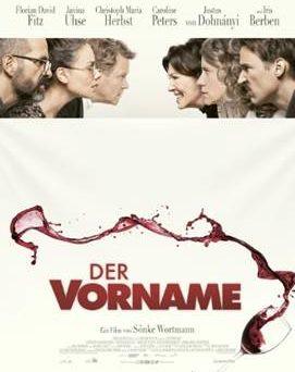 """Das Hauptplakat von """"Der Vorname"""" (© Constantin Film)"""