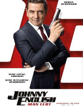 """Das Hauptplakat von """"Johnny English - Man lebt nur dreimal"""" (© Universal Pictures)"""
