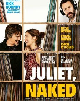 """Das Hauptplakat von """"Juliet, Naked"""" (© Prokino Filmverleih GmbH)"""