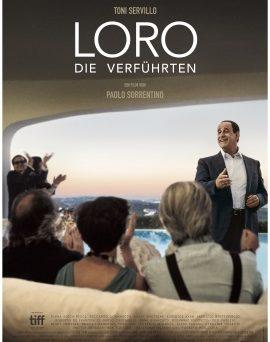 """Das Plakat von """"Loro - Die Verführten"""" (© DCM)"""