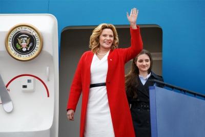 Mrs. President in Schweden (© Edel:motion)