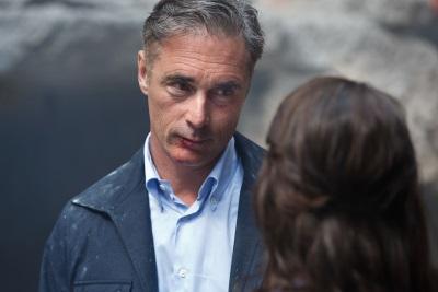 Agent Schifford hat mit Inger noch ein Hühnchen zu rupfen (© Edel:motion)