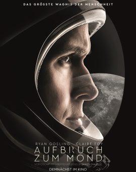 """Das Hauptplakat von """"Aufbruch zum Mond"""" (© Universal Pictures International Germany)"""
