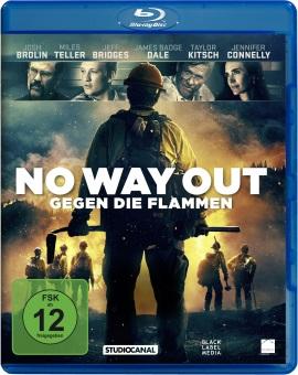 """Das Blu-ray-Cover von """"No Way Out - Gegen die Flammen"""" (© StudioCanal)"""