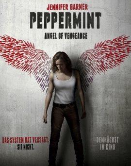"Das Hauptplakat von ""Peppermint – Angel Of Vengeance"" (© Universum Film)"