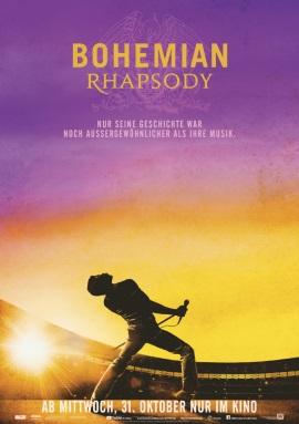 """Das Hauptplakat von """"Bohemian Rhapsody"""" (© 2018 Twentieth Century Fox)"""
