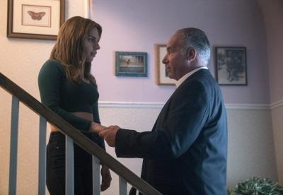 Ally muss sich das Vertrauen ihres Vaters erarbeiten (© Warner Bros Pictures)