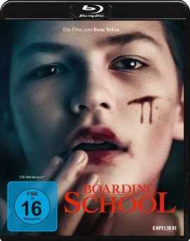 "Das Blu-ray-Cover von ""Boarding School"" (© Capelight Pictures)"