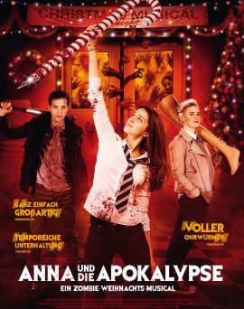 """Das Plakat von """"Anna und die Apokalypse"""" (© Splendid Film)"""