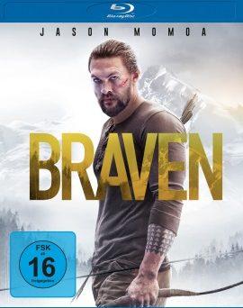 """Das Blu-ray-Cover von """"Braven"""" (© Universum Film)"""