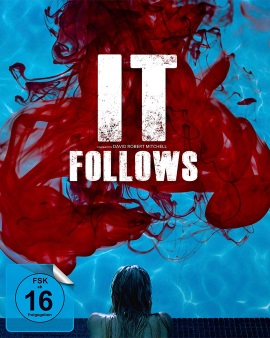 "Das Artwork der ""It Follows""-Special Edition (© Weltkino)"