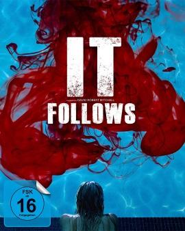 """Das Artwork der """"It Follows""""-Special Edition (© Weltkino)"""