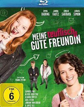 """Das Blu-ray-Cover von """"Meine teuflisch gute Freundin"""" (© EuroVideo)"""