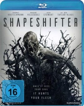 "Das Blu-ray-Cover von ""Shapeshifter"" (© EuroVideo)"