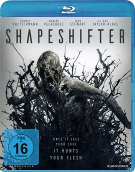 "Das Blu-ray-Cover von ""Shapeshifter"" (© EuroVideo)"