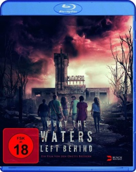 """Das Blu-ray-Cover von """"What the Waters Left Behind"""" (© Busch Media Group)"""
