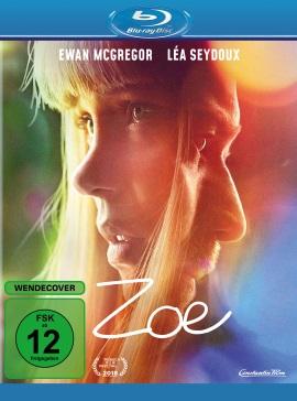 """Das Blu-ray-Cover von """"Zoe"""" (© Constantin Film)"""