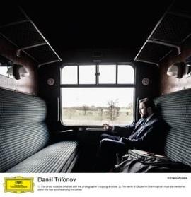 """Das Cover von """"Destination Rachmaninov - Departure"""" (© Deutsche Grammophon)"""
