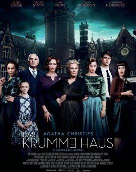 """Das Plakat von """"Das krumme Haus"""" (© 20th Century Fox)"""