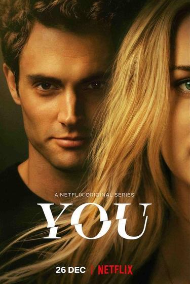 """Das internationale Artwork zu """"You - Du wirst mich lieben"""" (© Netflix)"""