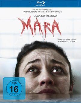 "Das Blu-ray-Cover von ""Mara"" (© Universum Film)"
