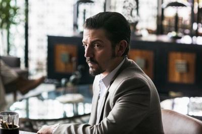 Félix Gallardo steigt zum Drogenbaron auf (© Netflix)