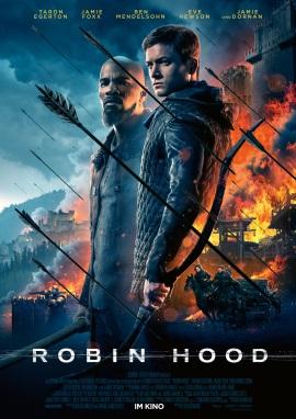 "Das Hauptplakat von ""Robin Hood"" (© StudioCanal)"