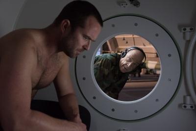 Levin hat schlechte Laune (© Universum Film)