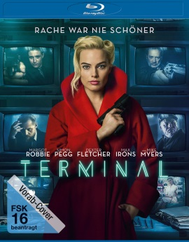 "Das Blu-ray-Cover von ""Terminal"" (© Universum Film)"