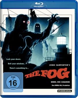 """Das neue Blu-ray-Cover von """"The Fog - Nebel des Grauens"""" (© StudioCanal)"""