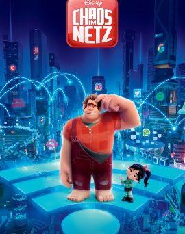 """Das Plakat von """"Chaos im Netz"""" (© Walt Disney Studios Motion Pictures Germany)"""