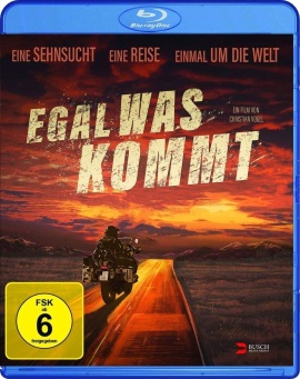 """Das Blu-ray-Cover von """"Egal was kommt"""" (© Busch Media Group)"""